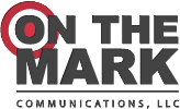 On The Mark Communications, LLC Logo